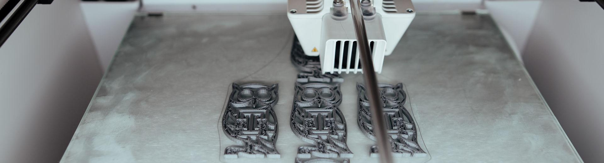 3d printed owl