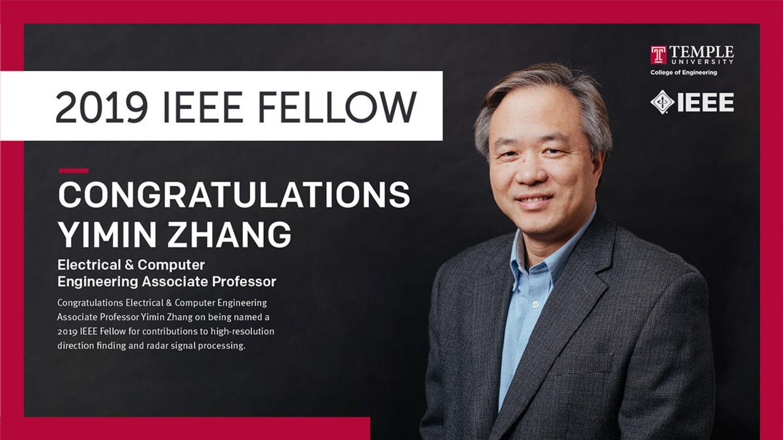 faculty congratulations